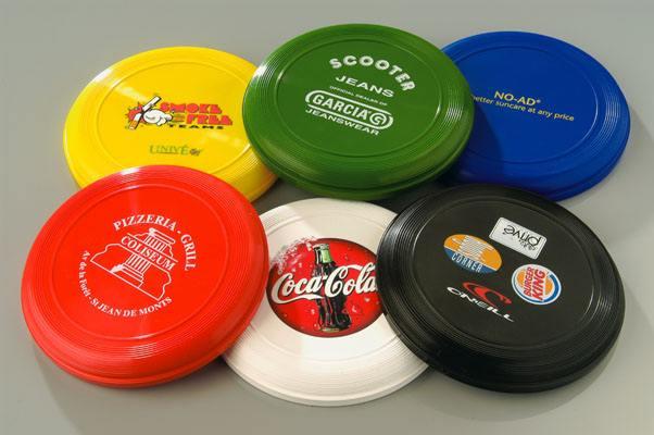 frisbee giocattolo vintage tipi