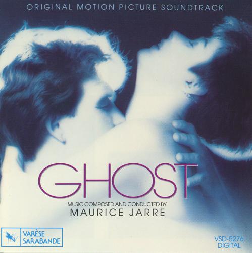 ghost colonna sonora unchained melody copertina disco