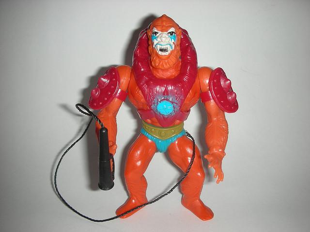MOTU Beast Man