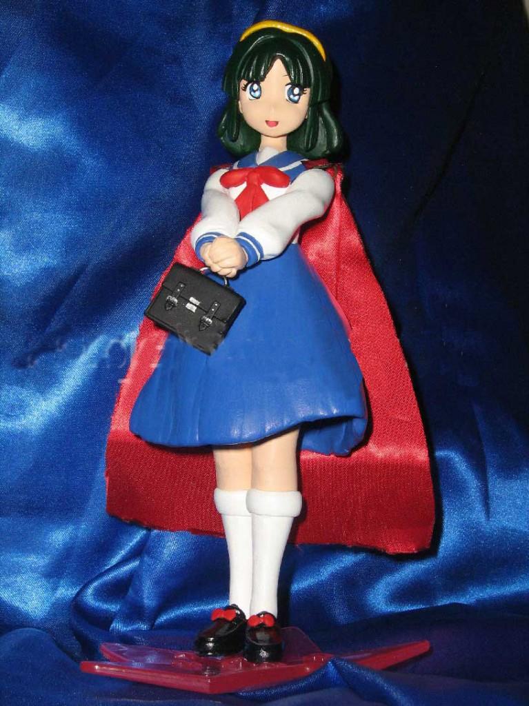 Nanà supergirl anime curiosando anni cartoni infanzia