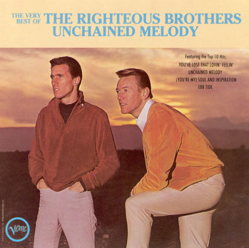 righteous brothers ghost 1965 unchained melody