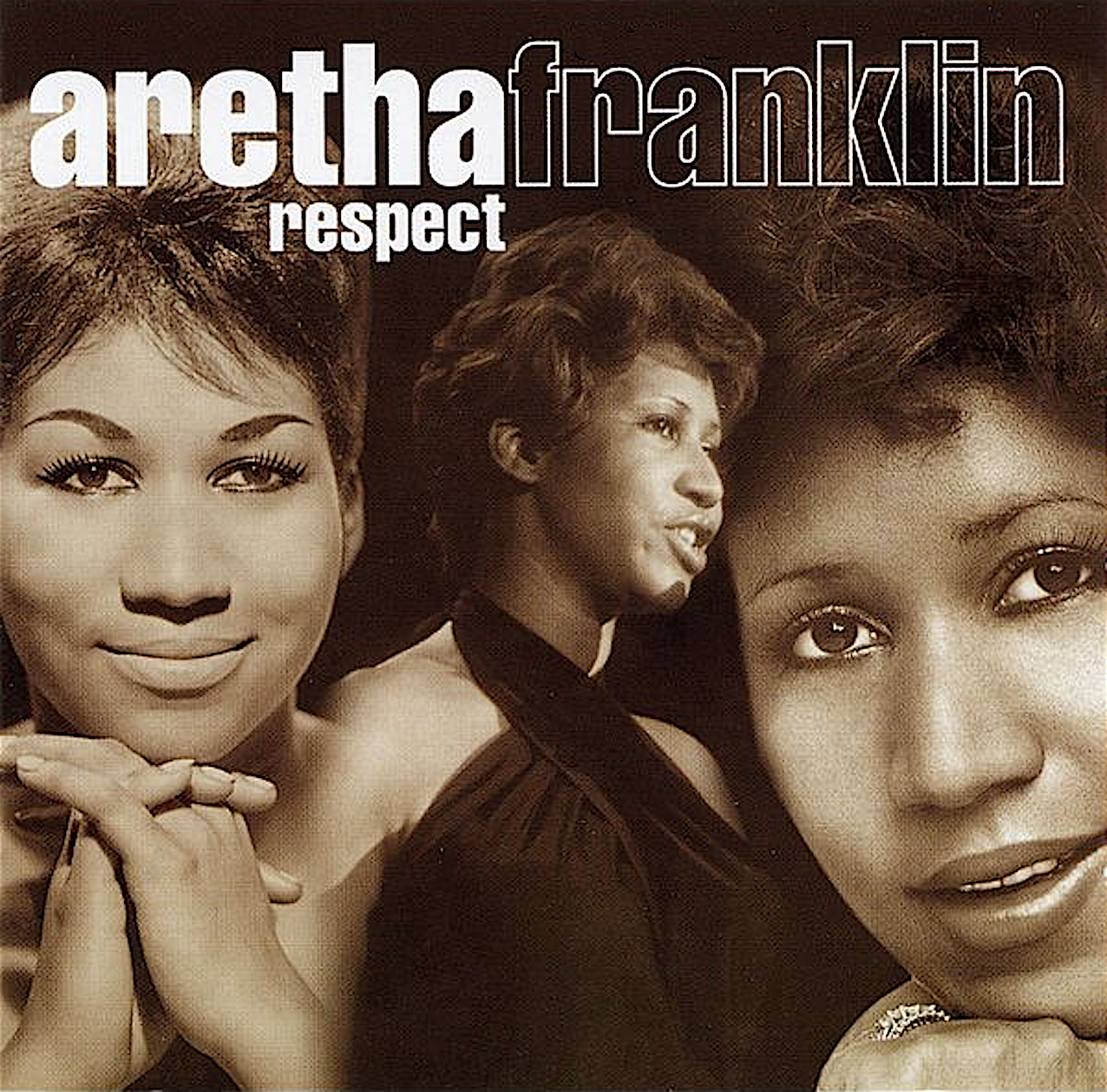 aretha franklin copertina respect