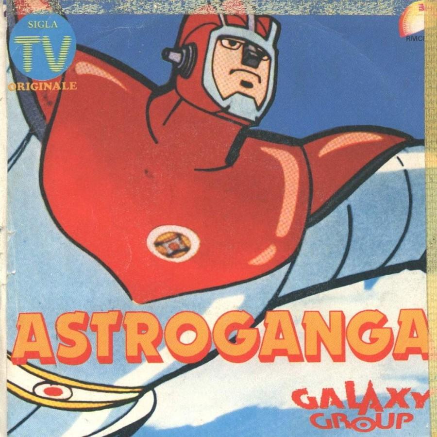astroganga sigla anni 80