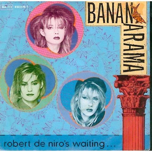 bananarama robert de niro's waiting copertina