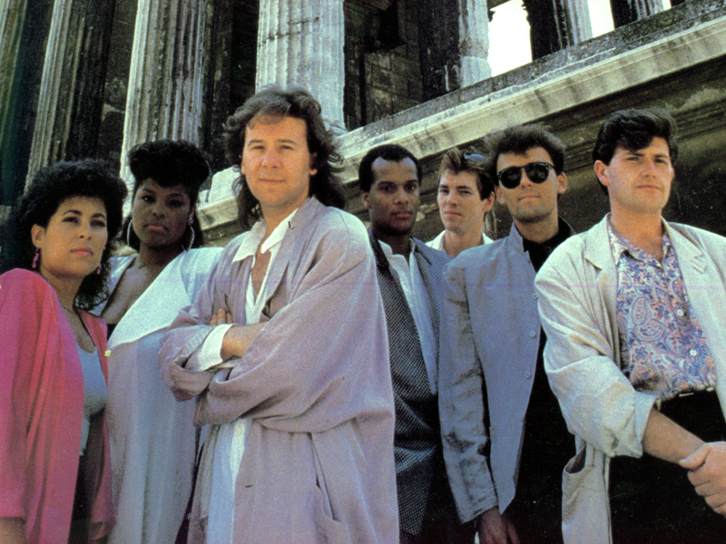 simple minds band