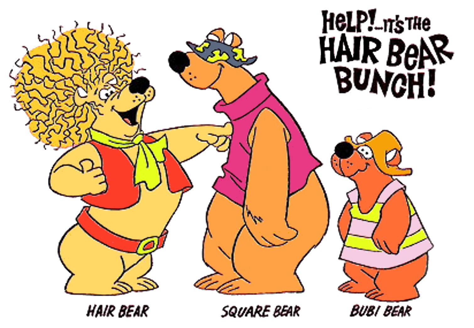 Napo orso capo hanna barbera curiosando anni