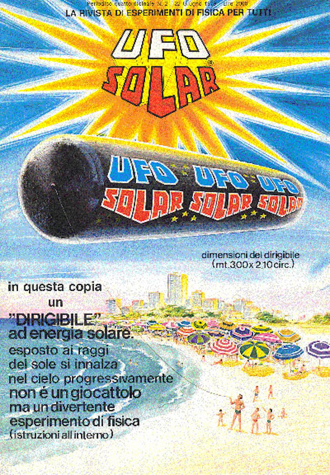 ufo solar