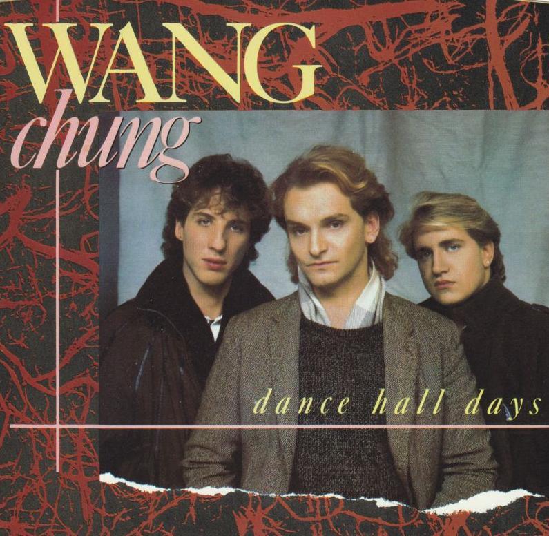 dance hall days wang chung copertina