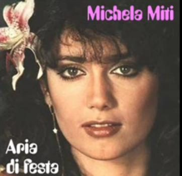 MICHELA MITI – mitiche attrici anni '80 –