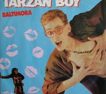TARZAN BOY – Baltimora – (1984)