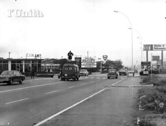 bussola 1968 disordini