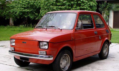 Storia dell'auto: FIAT 126