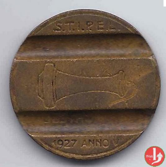 primo conio 100 lire