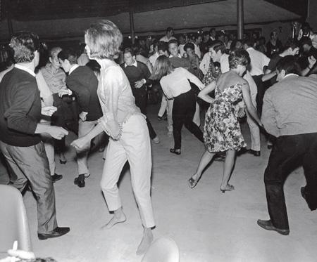 bussola twist anni 60