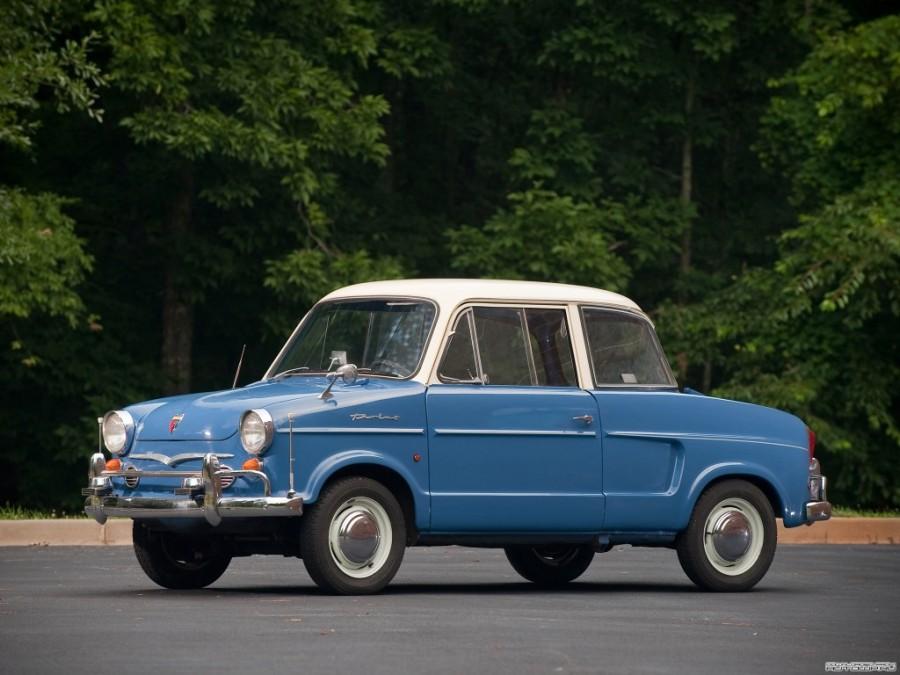 NSU PRINZ III coupé 1960