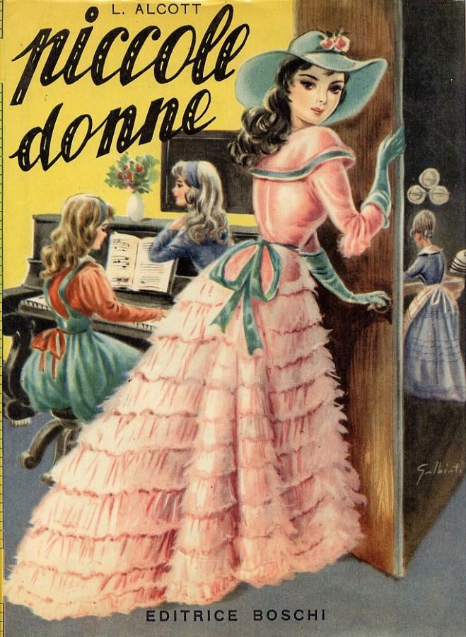 piccole donne 1970 copertina