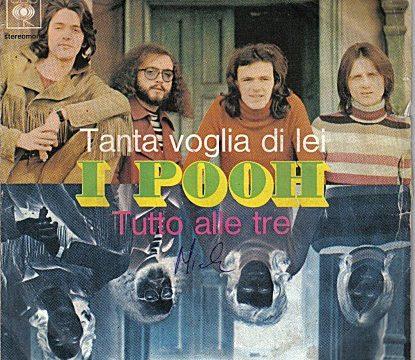 TANTA VOGLIA DI LEI – Pooh – (1971)