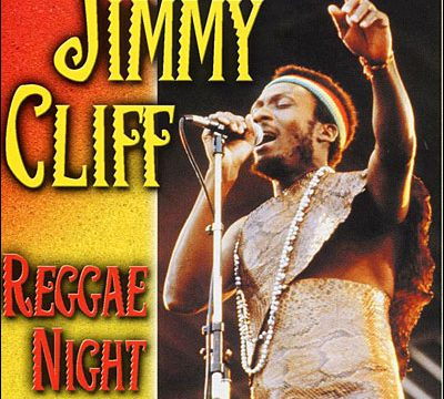 REGGAE NIGHT – Jimmy Cliff – (1984)