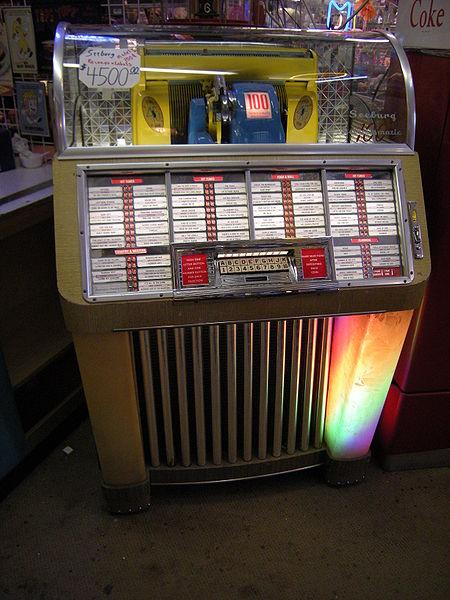 jukebox seeburg 1004