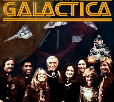 Morto il Capitano Apollo della serie TV GALACTICA – (1978 e 1980)