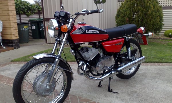 BENELLI 2C 125 / 250 (Motobi / Moto Guzzi) – (1972/1986) – Italia
