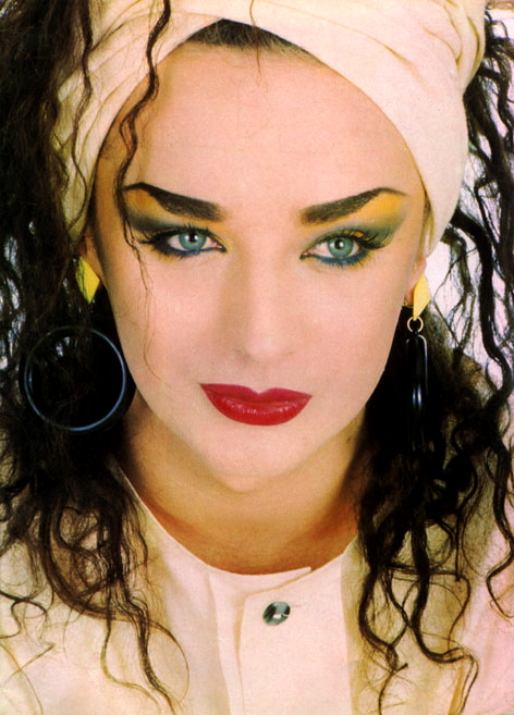 boy george young giovane
