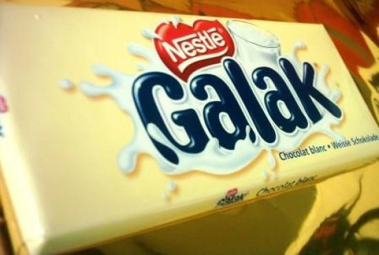 Galak nestlè carosello passato curiosando anni