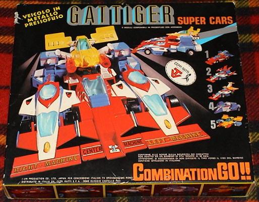 gattiger box confezione vintage