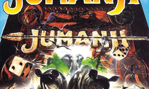 JUMANJI – Joe Johnsotn – (1995)