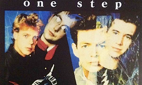 ONE STEP – Kissing the Pink – (1986)