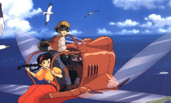 CASTELLO NEL CIELO – Hayao Miyazaki – (1986)