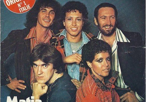 Debuttano i MATIA BAZAR – (1975)