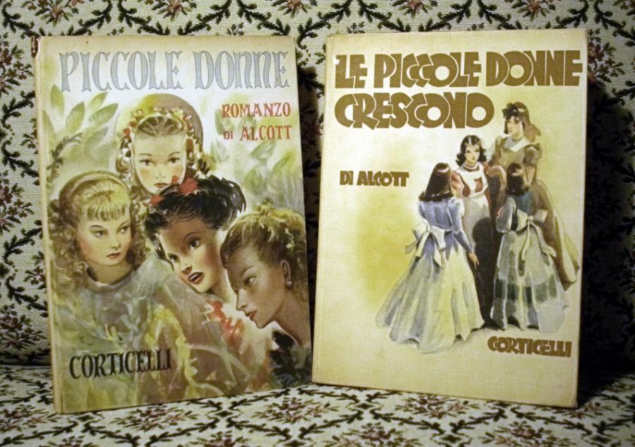 piccole donne edizione 1946 libro ragazzi