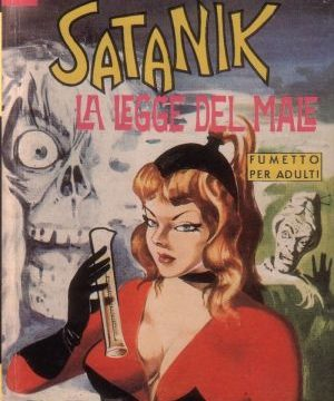 SATANIK – Editoriale Corno – (1964/1974)