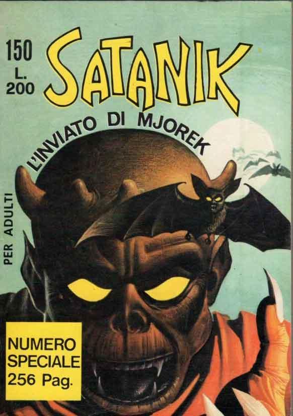 satanik numero 150