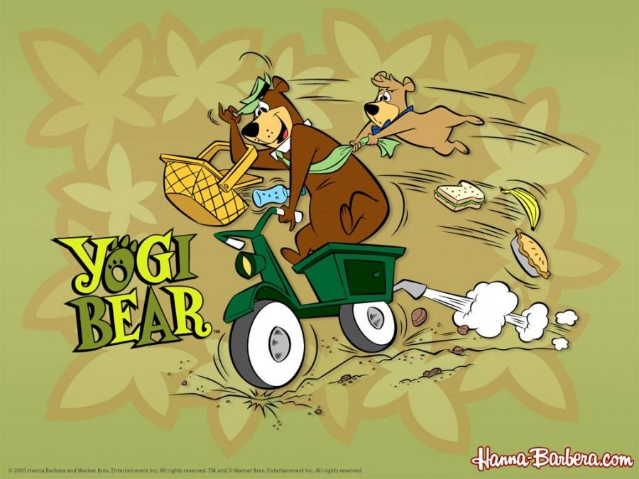 orso yoghi