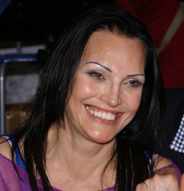 Anna Oxa nel 2012