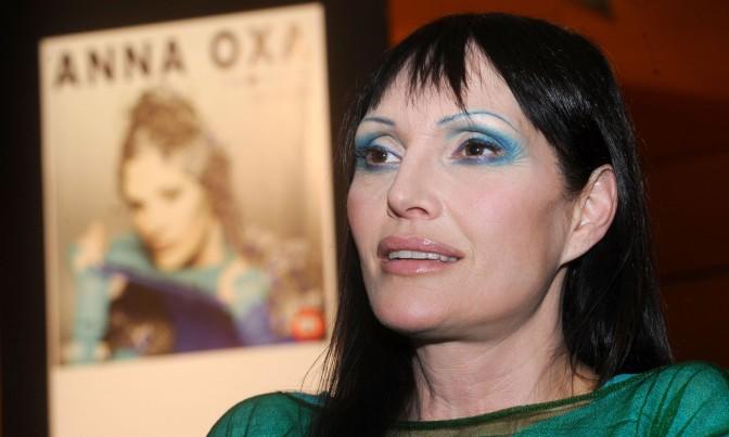 Anna Oxa ora