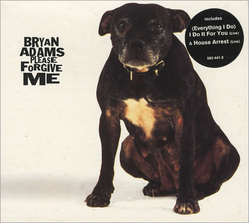bryan adams please forgive me copertina