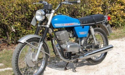 GILERA 125 / 150 ARCORE (STRADA) – (1972/1975) – Italia