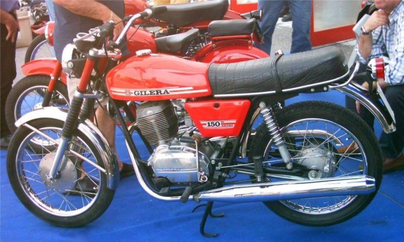 Gilera 125 150 Arcore 5v 1973