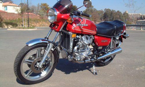 HONDA CX – (1978/1986) – Giappone