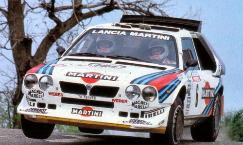 La storia dell'auto: LANCIA DELTA S4