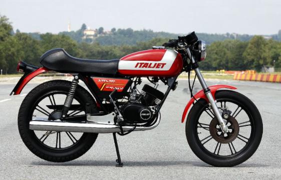 ITALJET 125 BUCANEER – (1972/1979) – Italia