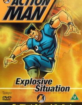 ACTION MAN – Serie Animata e Action Figure – (In Italia Anni 90)