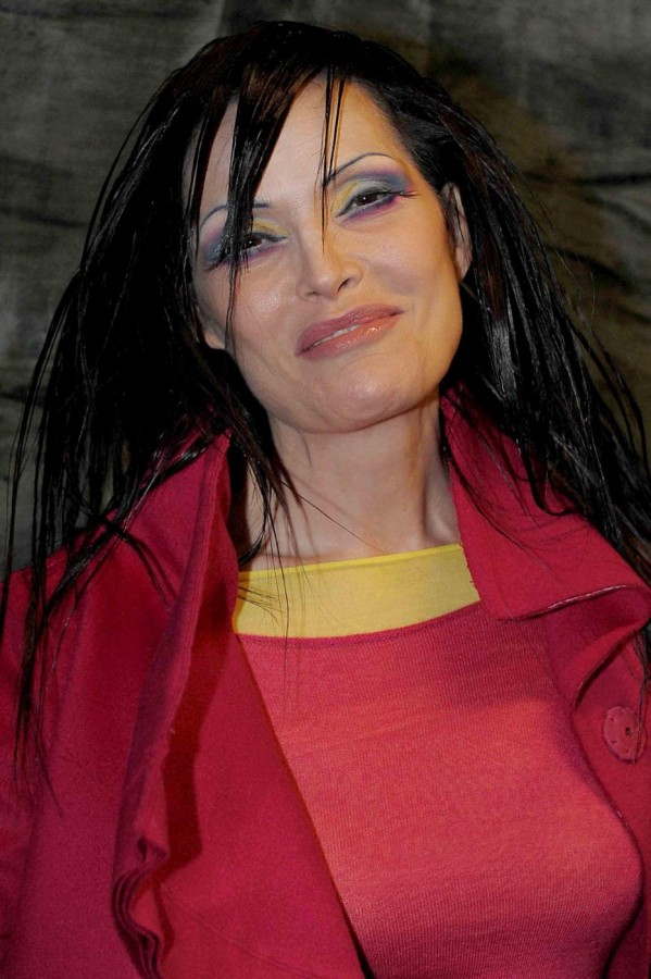 Anna Oxa al festival di Sanremo