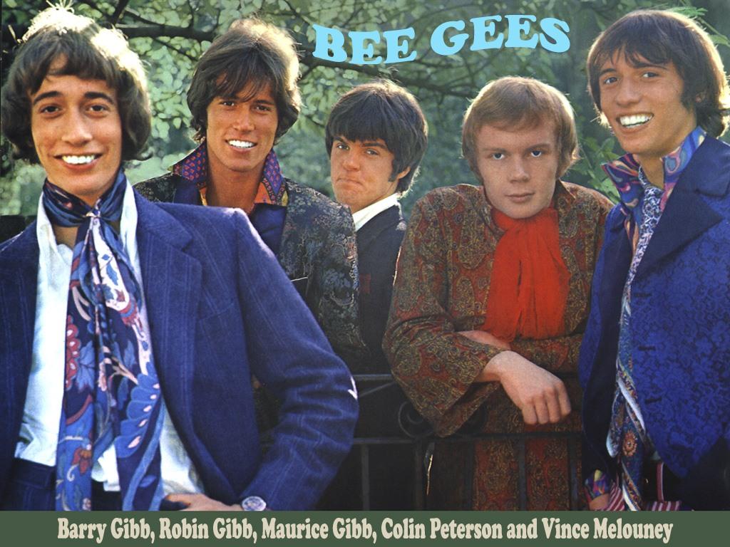 I Bee Gees iniziali