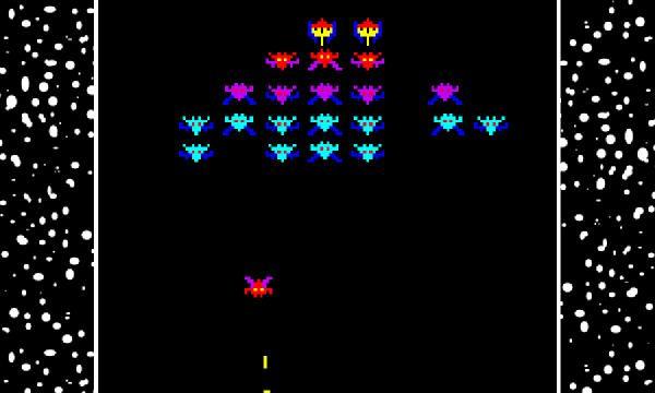 GALAXIAN – Namco (1979)