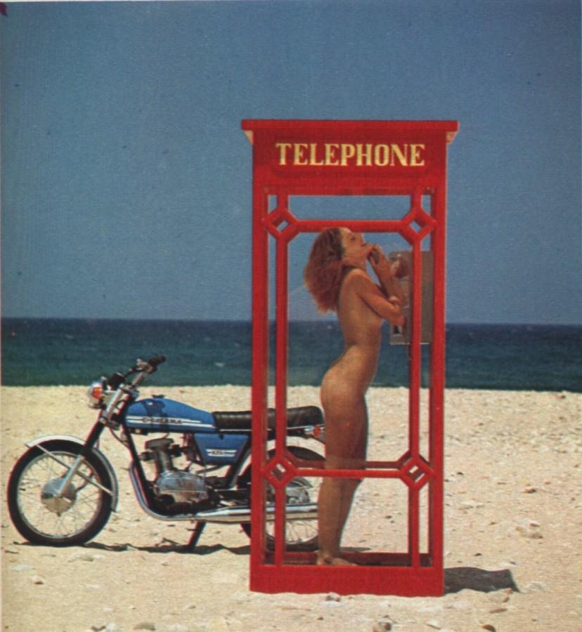gilera 125 arcore naked pubblicità