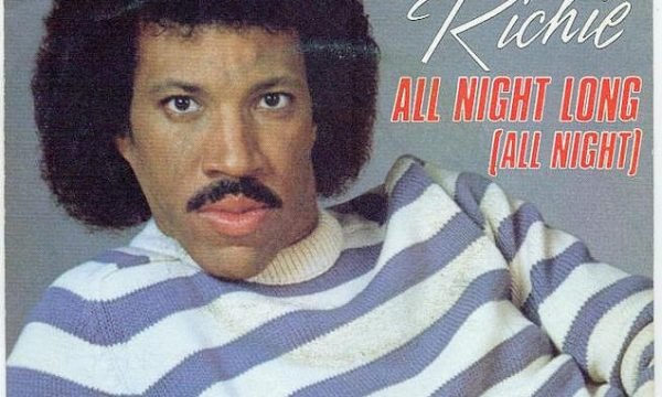 ALL NIGHT LONG / SAY YOU SAY ME – Lionel Richie – (1983/1986)